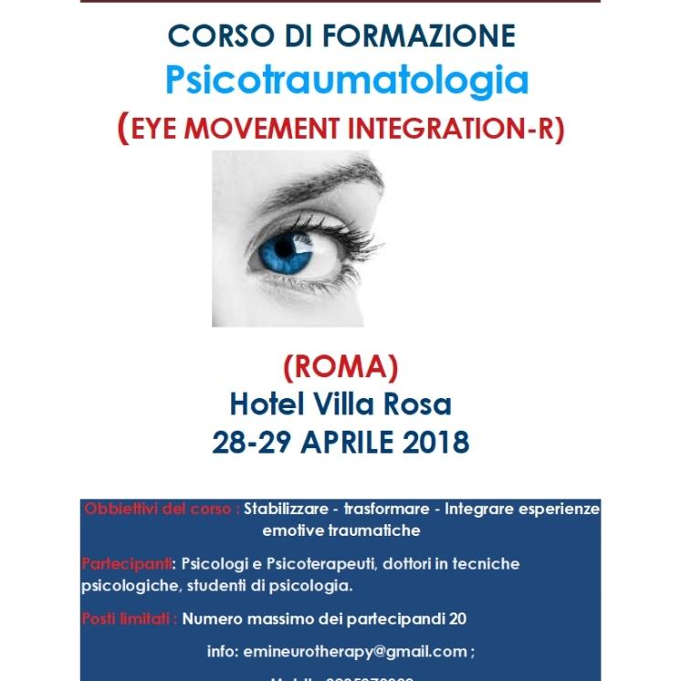 Flayer corso EMI ROMA Aprile aggiornato